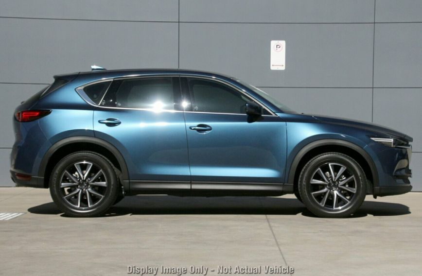 2019 MAZDA CX-5 Akera  KF4WLA Turbo Wagon