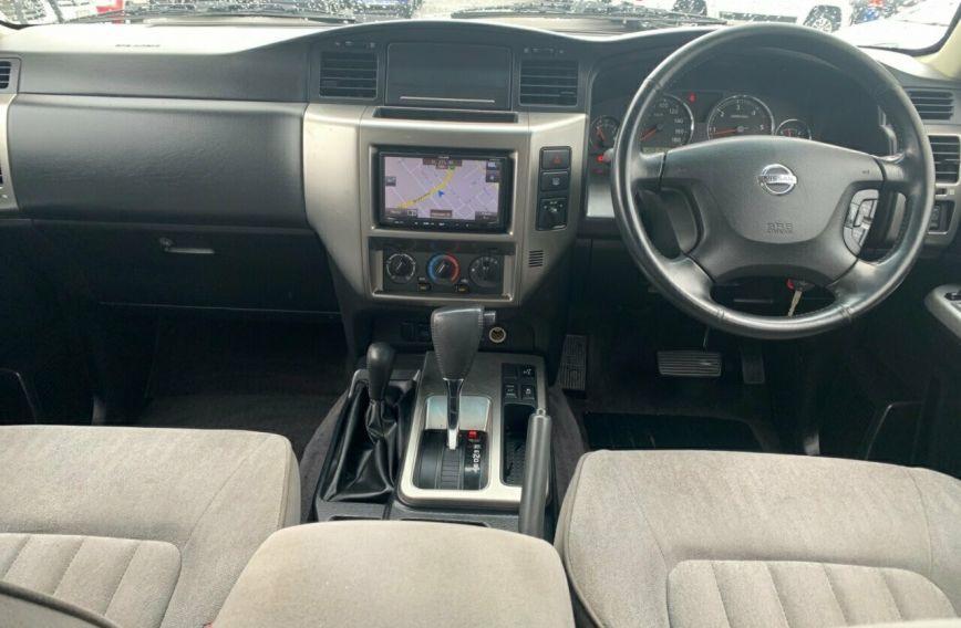 2015 NISSAN PATROL ST  Y61 GU 9 Turbo WAGON