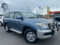 2008 TOYOTA LANDCRUISER for sale in Cairns