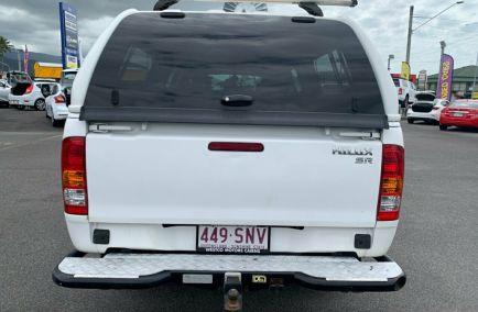 2011 TOYOTA HILUX SR5  KUN26R Turbo Dual Cab Utility