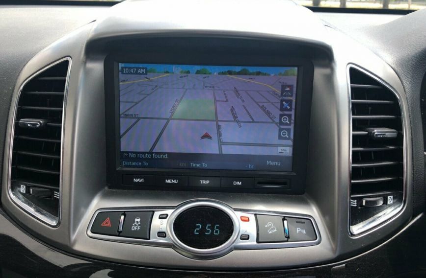 2014 HOLDEN CAPTIVA 7 LTZ CG Turbo WAGON