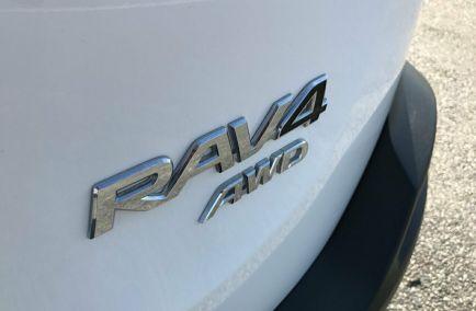 2014 TOYOTA RAV4 GX  ASA44R  Wagon