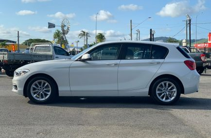 2018 BMW F20 F20 118d 5-doors  Sportshatch