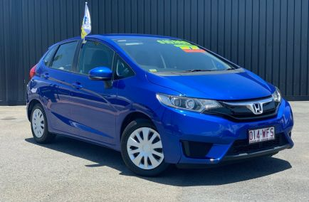 Used 2015 HONDA JAZZ GF Hatchback 5dr VTi CVT 1sp 1.5i