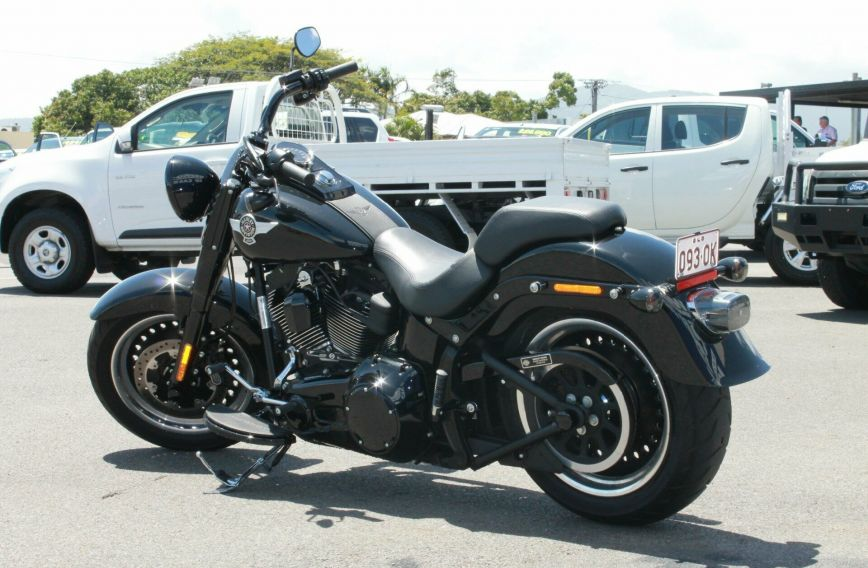 2016 FLSTFBS FATBOY  HARLEY DAVIDSON FLSTFBS FATBOY  MOTORCYCLE