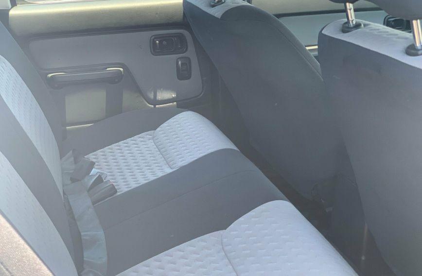 2012 NISSAN NAVARA ST-R  D22 Turbo UTILITY Dual Cab
