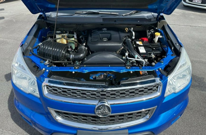 2015 HOLDEN COLORADO LS  RG Turbo UTILITY Dual Cab