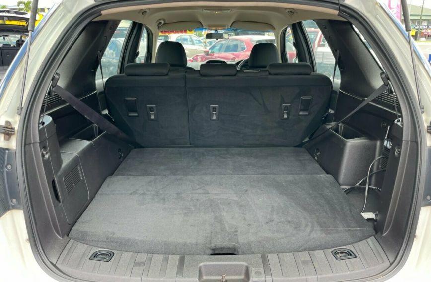 2012 FORD TERRITORY TX  SZ Turbo Wagon