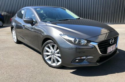 Used 2016 MAZDA 3 BN5238 Sedan 4dr SP25 SKYACTIV-Drive 6sp 2.5i