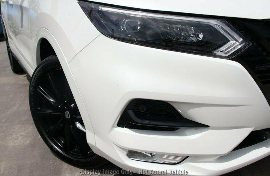 2021 NISSAN QASHQAI Midnight Edition  J11 Series 3  Wagon
