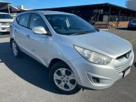 2011 HYUNDAI IX35 for sale in Cairns