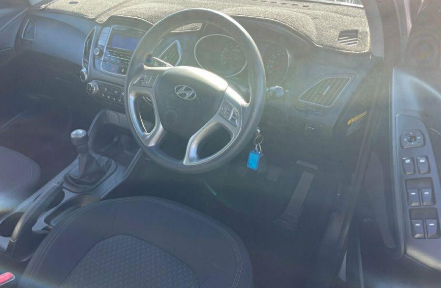 2011 HYUNDAI IX35 Active  LM  Wagon
