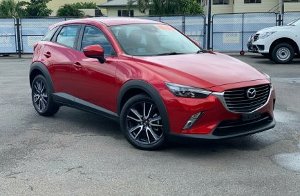 Used 2017 MAZDA CX-3 DK2W7A Wagon 5dr sTouring SKYACTIV-Drive 6sp 2.0i