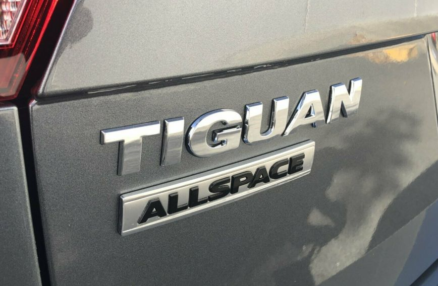 2018 VOLKSWAGEN TIGUAN 110TSI Comfortline Allspace 5N Turbo WAGON