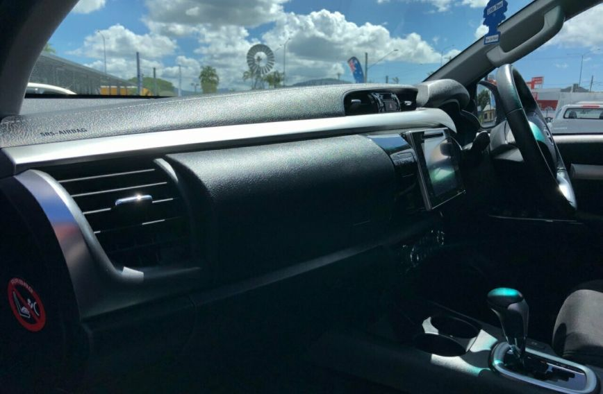 2017 TOYOTA HILUX SR5  GUN126R Turbo UTILITY Dual Cab