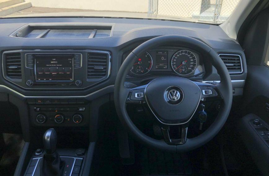 2019 VOLKSWAGEN AMAROK TDI550 Sportline 2H Turbo UTILITY Dual Cab