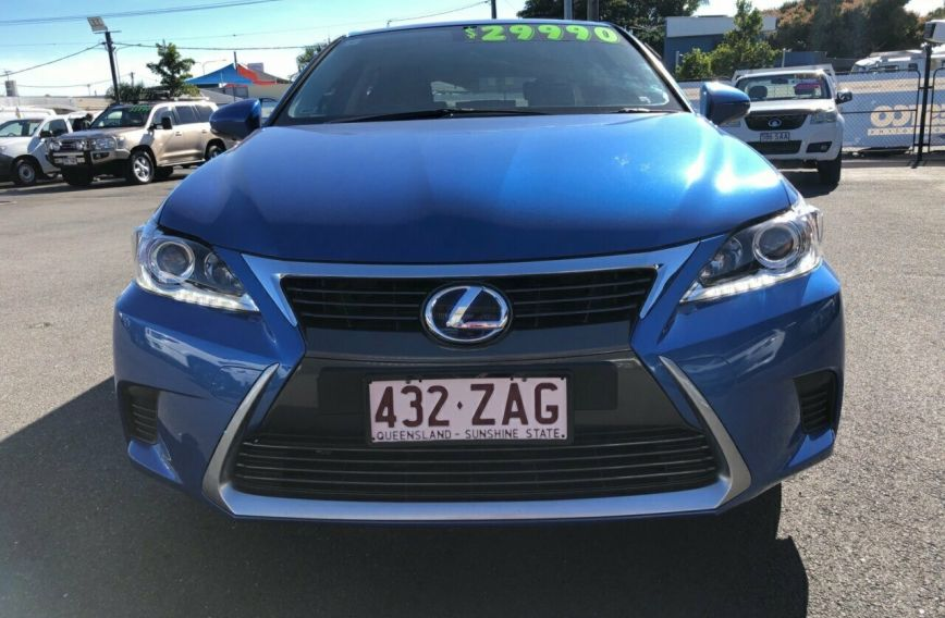 2016 LEXUS CT200H Sports Luxury ZWA10R  HATCHBACK