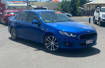 Used 2015 FORD FALCON FG X Sedan 4dr XR6 Man 6sp 4.0i