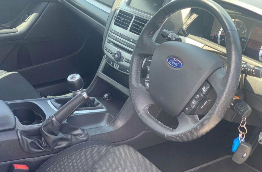 2015 FORD FALCON XR6  FG X  Sedan