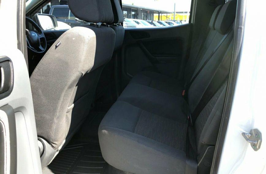 2014 FORD RANGER XL  PX Turbo UTILITY Dual Cab