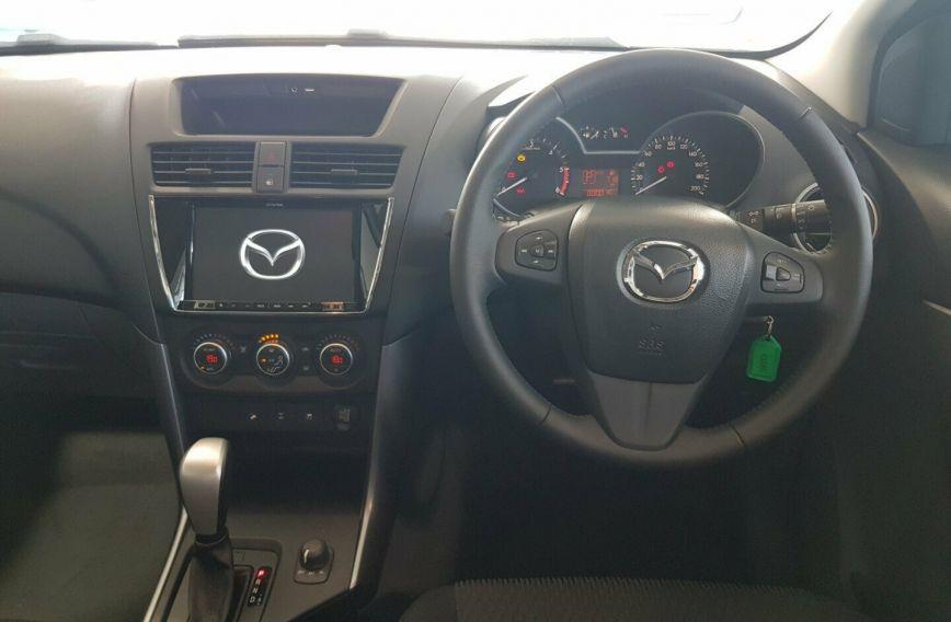 2019 MAZDA BT-50 XTR  UR0YG1 Turbo UTILITY Dual Cab