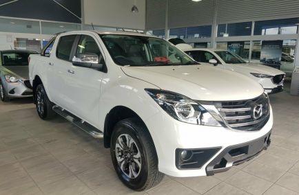Demo 2018 MAZDA BT-50 UR0YG1 Utility 4dr GT Dual Cab Spts Auto 6sp 4x4 3.2DT 1082kg