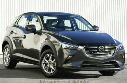 Demo 2019 MAZDA CX-3 DK4W7A Wagon 5dr Maxx Sport SKYACTIV-Drive 6sp i-ACTIV AWD 2.0i