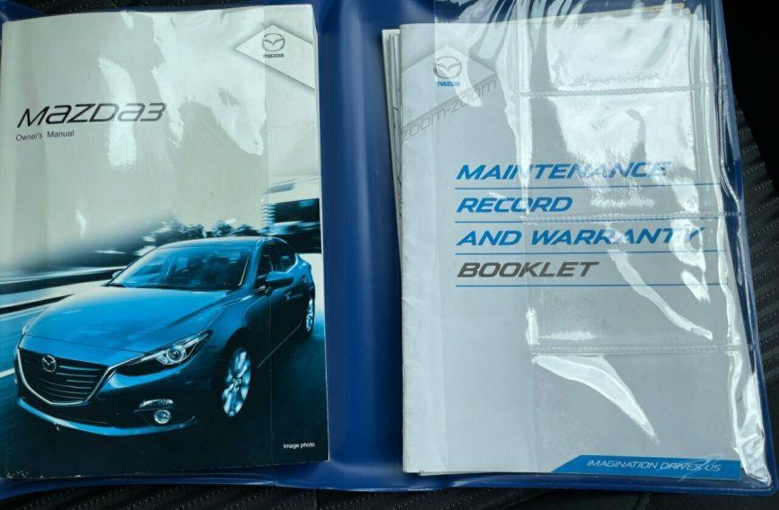 2014 MAZDA 3 Maxx  BM5278  SEDAN