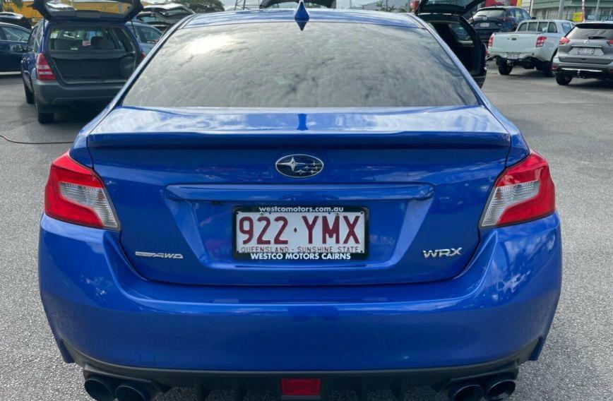 2018 SUBARU WRX Premium  V1 Turbo Sedan