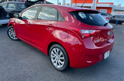 2012 HYUNDAI I30 Active  GD  Hatchback