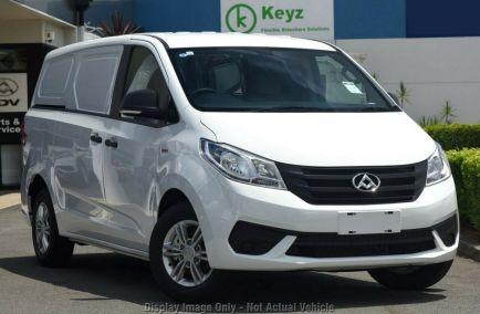 New 2018 LDV G10 SV7C Van 5dr Auto 6sp 1.9DT 1010kg