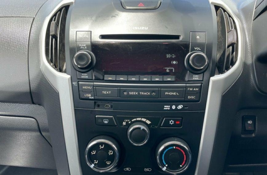 2013 ISUZU D-MAX LS-M   Turbo UTILITY Dual Cab