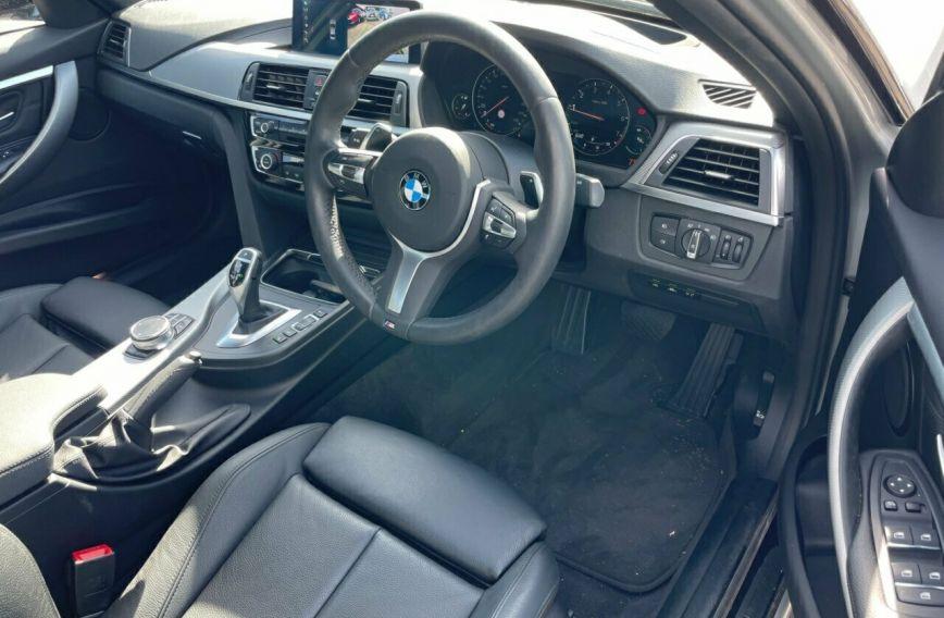 2018 BMW 3 SERIES 330i M Sport F30 LCI Turbo Sedan
