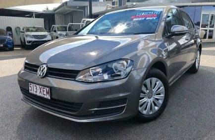 2016 VOLKSWAGEN GOLF 92TSI  VII Turbo Hatchback