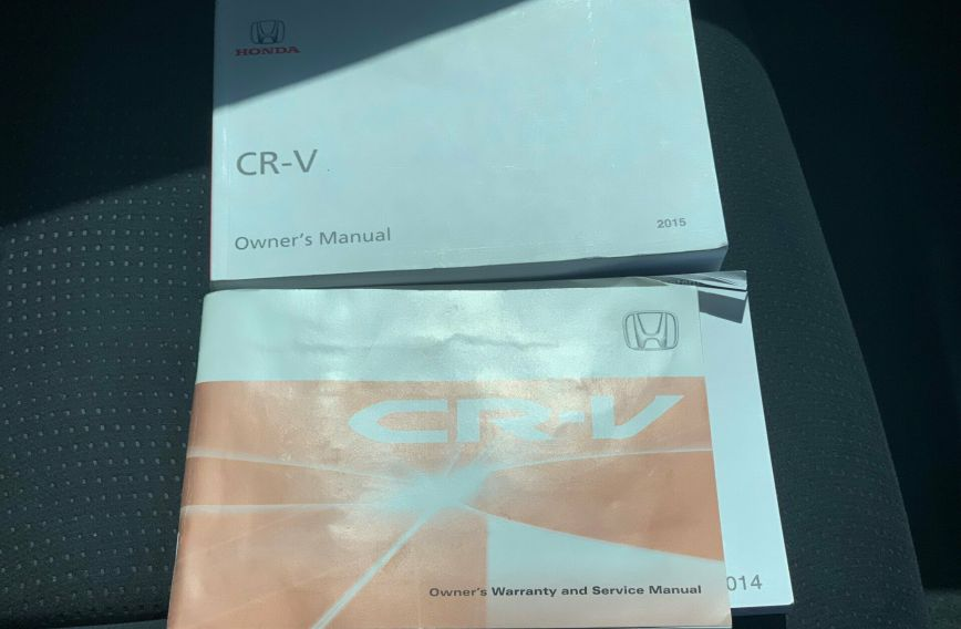 2014 HONDA CR-V VTi-S  RM  WAGON