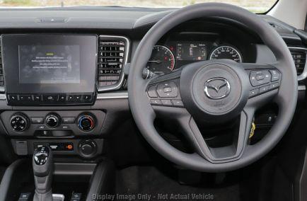 2021 MAZDA BT-50 XT  TFS40J Turbo Dual Cab Utility