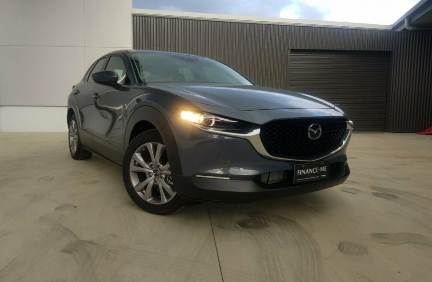 2019 MAZDA CX-30 G20 Touring DM2W7A  Wagon