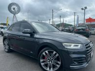 2017 AUDI SQ5 for sale in Cairns