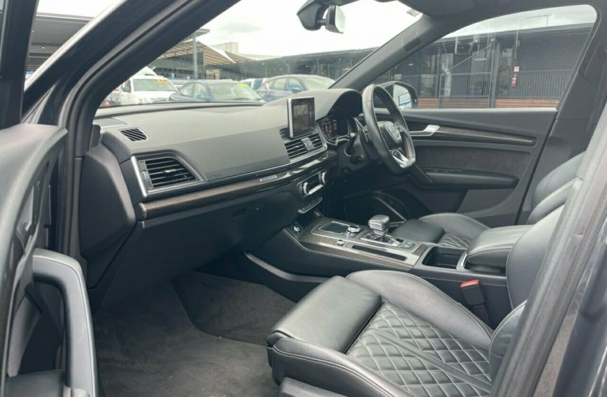 2017 AUDI SQ5   FY Turbo Wagon
