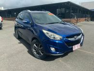 2013 HYUNDAI IX35 for sale in Cairns