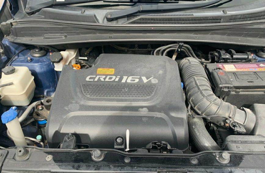 2013 HYUNDAI IX35 Elite  LM3 Turbo WAGON