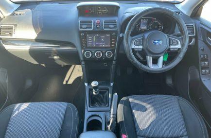 2016 SUBARU FORESTER 2.0i-L  S4  Wagon