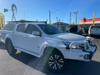2017 HOLDEN COLORADO for sale in Cairns