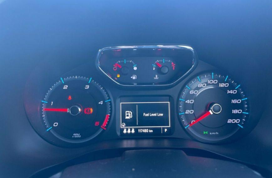 2017 HOLDEN COLORADO LTZ  RG Turbo Dual Cab Utility