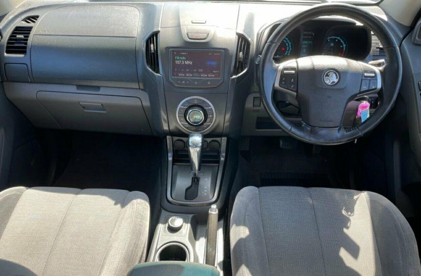 2014 HOLDEN COLORADO LTZ  RG Turbo UTILITY Dual Cab