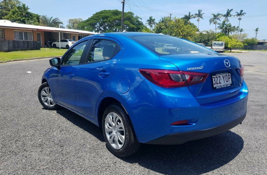 2018 MAZDA 2 Neo  DL2SAA  SEDAN