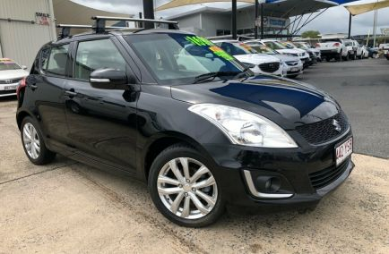 Used 2016 SUZUKI SWIFT FZ Hatchback 5dr GL Navigator Auto 4sp 1.4i
