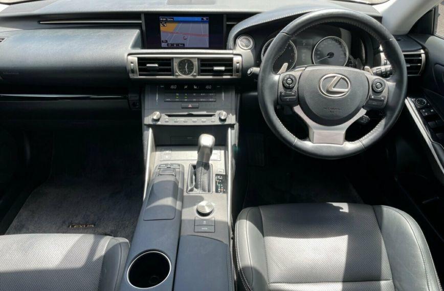 2016 LEXUS IS IS350 Sports Luxury GSE31R  Sedan