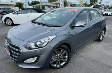 Used 2015 HYUNDAI I30 GD4 Series II MY16 SR Hatchback 5dr Spts Auto 6sp 2.0i