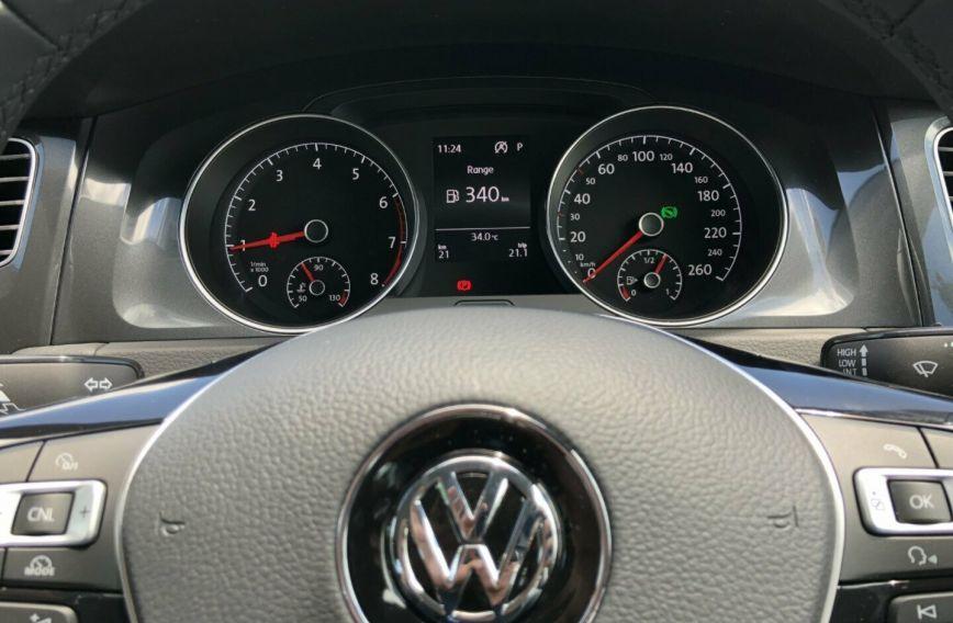 2018 VOLKSWAGEN GOLF 110TSI Trendline 7.5 Turbo WAGON